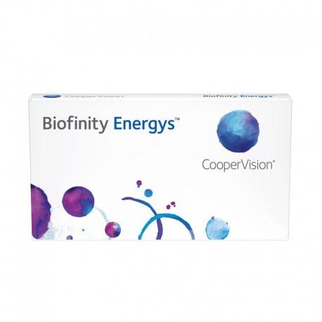 Biofinity Energys 3 Lentillas