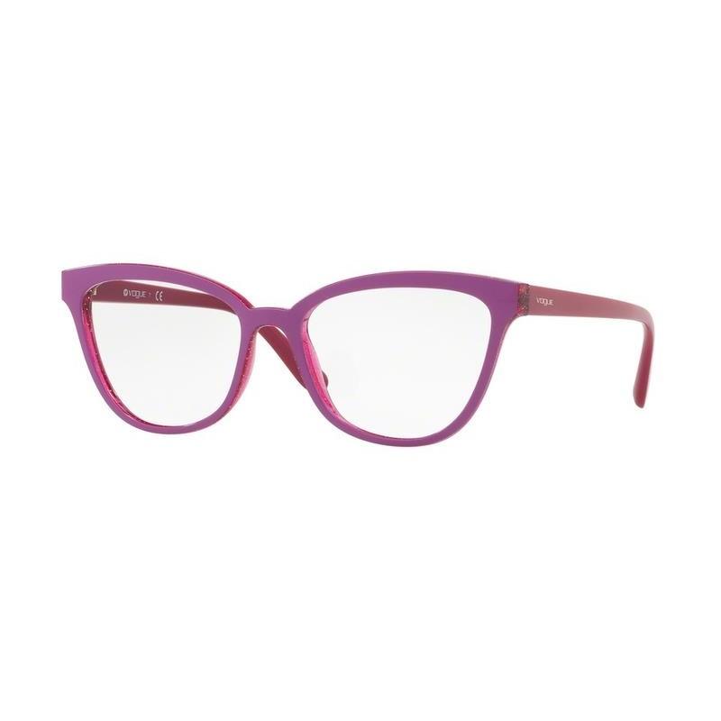 VOGUE Vogue Damen Brille » VO5202«, rosa, 2595 - rosa